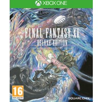 Xbox One Fınal Fantasy Xv Deluxe Edition