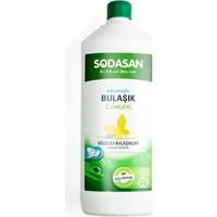 Sodasan Organik Elde Bulaşık Deterjanı Limon Ferahlığı 1 Lt