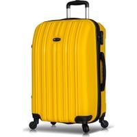 My Valice Line PP Orta Boy Valiz Sarı