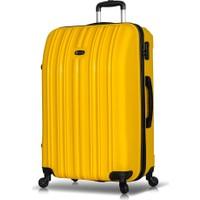 My Valice Line PP Büyük Boy Valiz Sarı