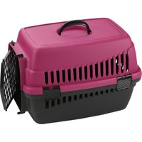 Şenyayla Kedi Köpek Taşıma Sepeti