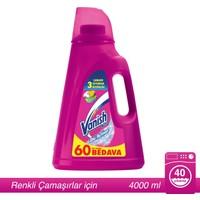 Vanish Sıvı Leke Çıkarıcı 4000 ml Pembe