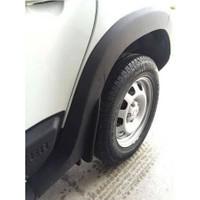 Dacia Duster Çamurluk Üzeri Koruyucu Dodik - Paçalıklı A+Kalite