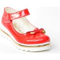Papatya Pt 201 Cırtlı&Ortopedik Kız Çocuk Ayakkabı