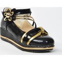 Teksoy 209 Cırtlı Topuklu Kız Çocuk Ayakkabı