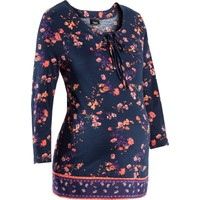 Bpc Bonprix Collection Kadın Mavi Hamile Giyim Bluz