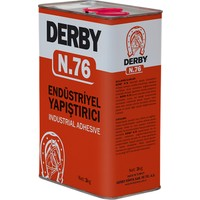 Derby Yapıştırıcı N.76 Teneke 3 Kg
