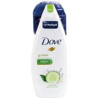 Dove Duş Jeli Fresh Touch 500 ml