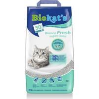 Biokats Bianco Fresh Bentonit Kedi Kumu 10Kg
