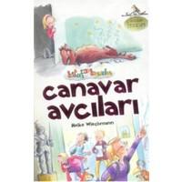 Canavar Avcıları:Kitap Kurdu - Heike Wiechmann