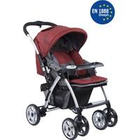 Kraft Evo İki Yönlü Bebek Arabası Mor