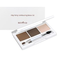 BeyondStay Long Contouring Brow Kit - 01 Ash Brown 5 gr.