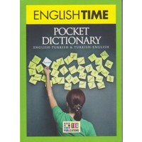 English Time Pocket Dictionary English Turkish Turkish English