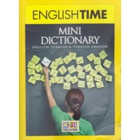 English Time Mini Dictionary English Turkish Turkish English
