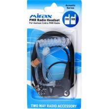 Mirax MT201-PC01 PMR Telsiz Akustik Kulaklık Seti