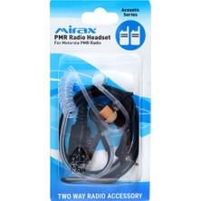 Mirax MT201-PM02 PMR Telsiz Akustik Kulaklık Seti