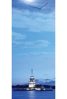 Rengo - İstanbul - Kız Kulesi Kanvas Tablo (0096)
