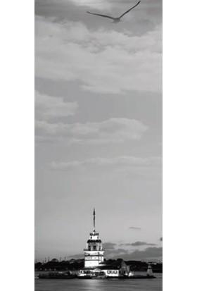 Rengo - İstanbul - Kız Kulesi Kanvas Tablo (0095)