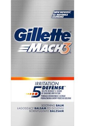 Gillette Tıraş Sonrası Balm Tahrişe Karşı Koruyucu 50 ml