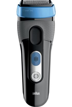 Braun Cooltec Tıraş Makinesi Islak ve Kuru CT2s