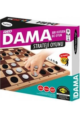 Red Dama Strateji Oyunu