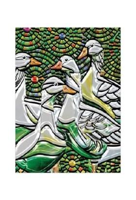 Kumtoys Jel Mosaic Kabartma Sanatı 20 x 30 cm