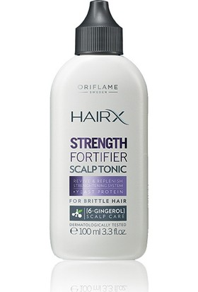 Oriflame Hairx Koparak Dökülmelere Karşı Güçlendirici Saç Bakım Serumu