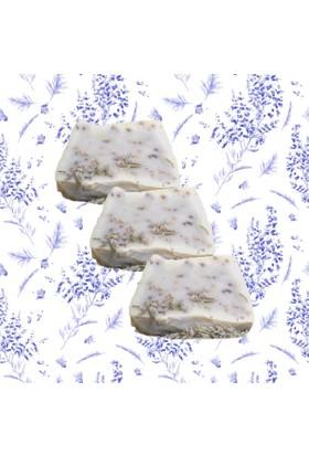 Akita %100 Doğal El Yapımı Sabun Lavanta 3X100mL
