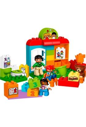 LEGO DUPLO 10833 Anaokulu