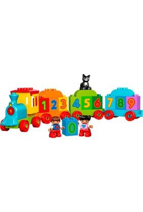 LEGO DUPLO 10847 Sayı Treni