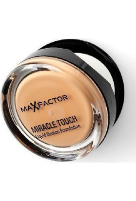 Max Factor Miracle Touch Fondöten 80 Bronze