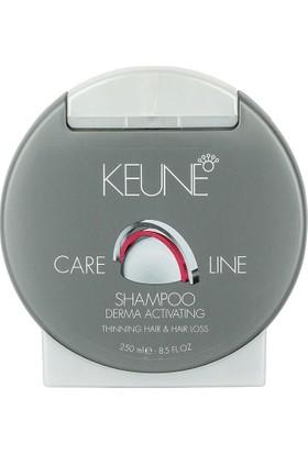 Keune Care Line Derma Activating Shampoo 250 ml Saç Dökülme Karşıtı