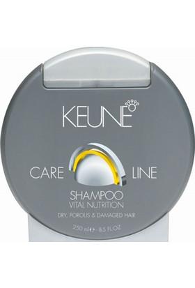 Keune Care Line Vital Nutrition Hasarlı Şaçlar İçin Şampuan 250 ml