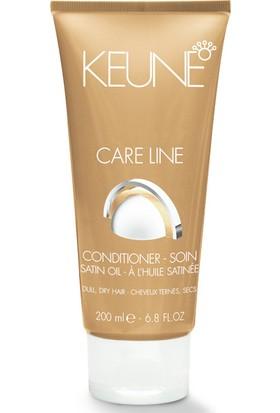 Keune Care Line Satin Oil Cansız Saçları Canlandırıcı Bakım Kremi 200 ml