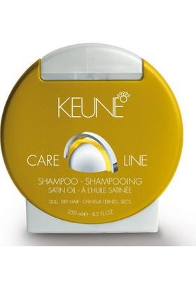 Keune Care Line Satin Oil Cansız Saçları Canlandırıcı Şampuan 250 ml