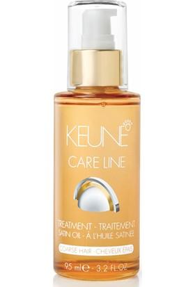 Keune Care Line Satin Oil Treatment Cansız Saçları Canlandırıcı Bakım Yağı 95 ml