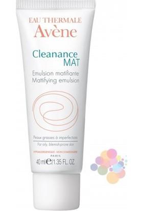 Avene Cleanance MAT Emulsion 40 ml (Matlaştırıcı ve Nemlendirici Krem)