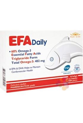 NewLife EFA Daily 30 Kapsül