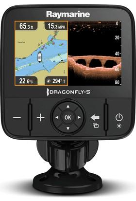 Raymarine Dragonfly 5PRO CHIRP Balık Bulucu&GPS