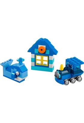 LEGO Classic 10706 Mavi Yaratıcılık Kutusu
