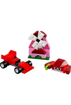 LEGO Classic 10707 Kırmızı Yaratıcılık Kutusu