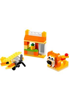 LEGO Classic 10709 Turuncu Yaratıcılık Kutusu