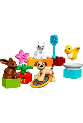LEGO DUPLO 10838 Aile Evcil Hayvanları