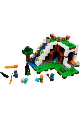 LEGO Minecraft 21134 Şelale Üssü