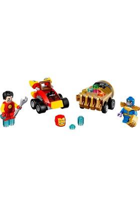 LEGO Super Heroes 76072 Mighty Micros: Iron Man Thanos'a karşı