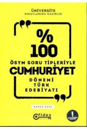 Fides %100 Cumhuriyet Dönemi Türk Edebiyatı