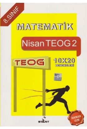 Start 8. Sınıf Nisan Teog 2 Matematik 10 x 20 Denemeleri
