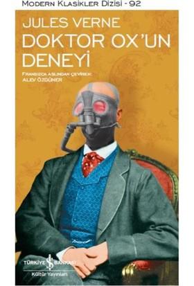 Doktor Ox'un Deneyi - Jules Verne