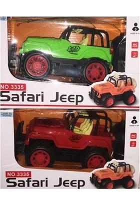 Hry Safari Jeep Uzaktan Kumandalı