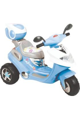 Sunny Baby W326E Classic Scooter Mavi